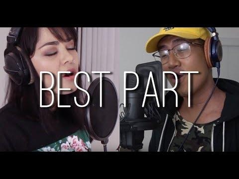Best Part - Daniel Caesar feat. H.E.R. | Alyssa Bernal & JR Aquino