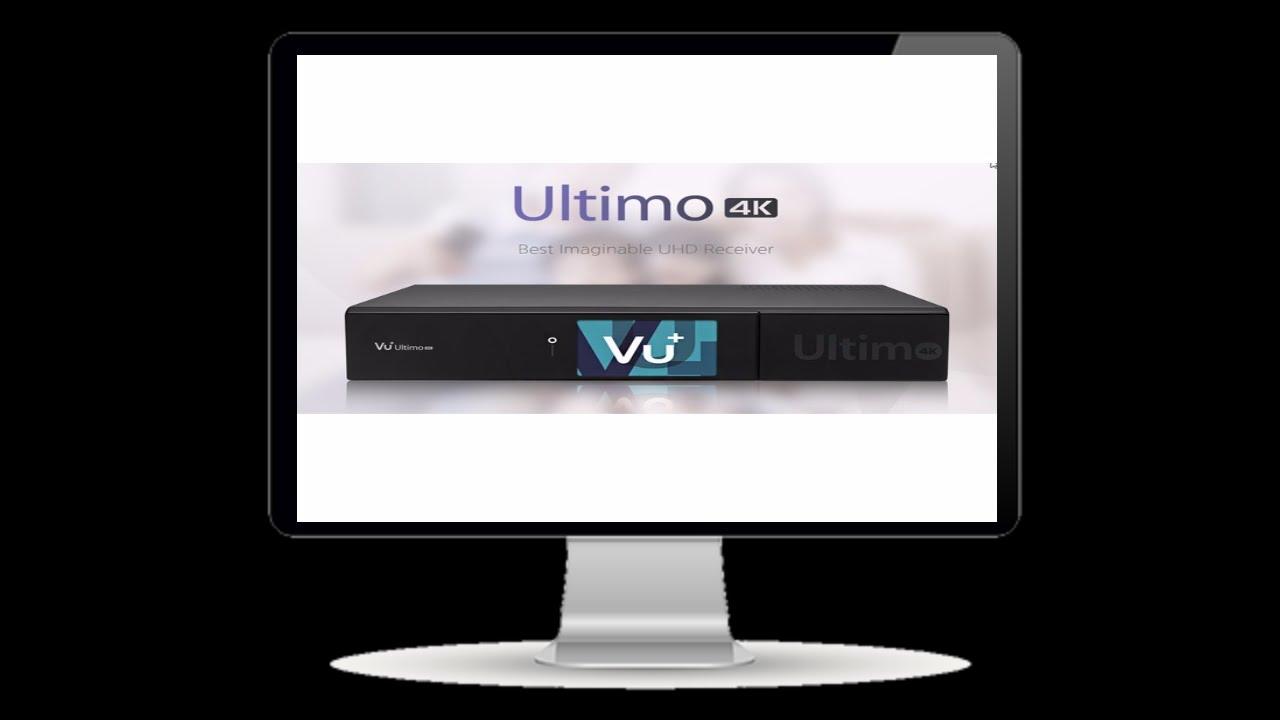 136f360e29 🇮🇹 vu+ ultimo 4k come inviare C-LINE oscam server - YouTube