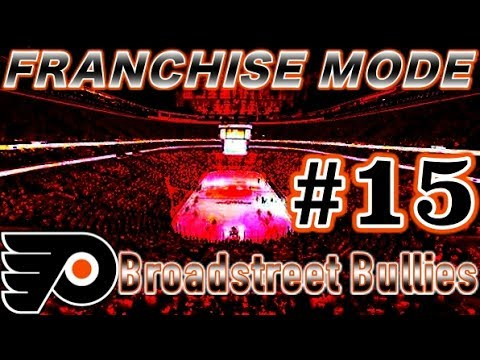 "NHL 17 Franchise | Philadelphia ep. 15 ""Pure DOMINANCE"""