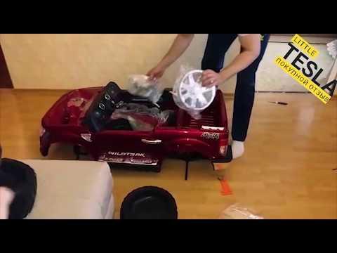⭐ Детский электромобиль Ford Ranger на Камчатке