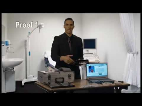 Renua Medical   RM 3 D Body Analysis System Instructional Overview