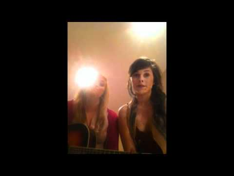 Us singing: Someone Like You Adele (Cover)