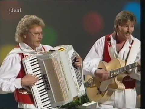 Original Alpenland Quintett  Wir feiern Jubiläum 1990