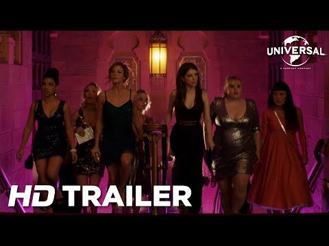 Pitch Perfect 3 | Official Trailer (HD)