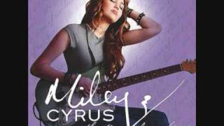 Miley Cyrus - When I Look At You - With Lyrics