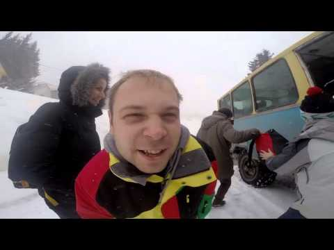Карпаты Драгобрат 2015 Алкорайдинг / Karpaty Dragobrat 2015 Alkoriding