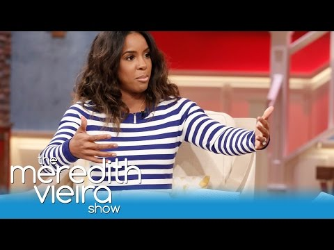 Kelly Rowland On Get-Togethers With Beyoncé And Michelle | The Meredith Vieira Show