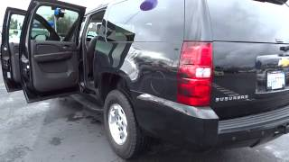 2012 Chevrolet Suburban 1500 Redding, Eureka, Red Bluff, Chico, Sacramento, CA CR281966CR
