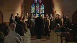 The Nathaniel Dett Chorale - I Can Tell the World