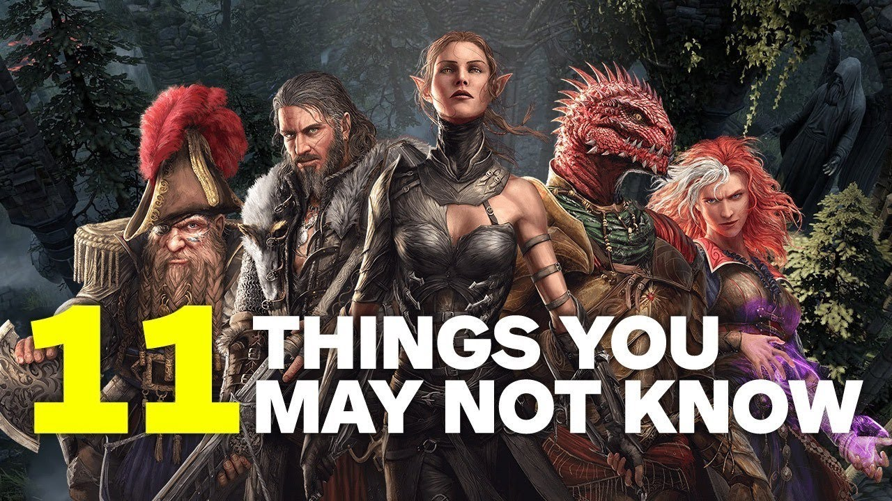 11 things divinity original sin 2 doesnt tell you youtube 11 things divinity original sin 2 doesnt tell you forumfinder Image collections