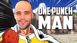 O jogo do One Punch Man, e é DE GRAÇA