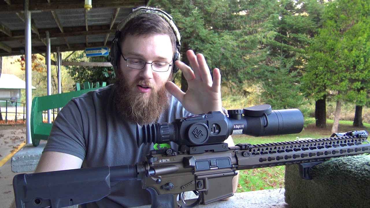 A to Z Insight into The Atn x-Sight II Review - Target Chaser