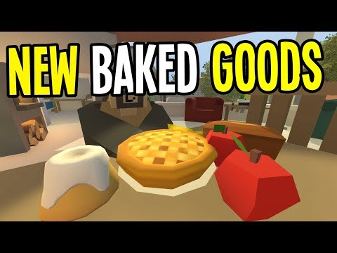 Unturned - APPLE PIE, BANANA BREAD and SWEET ROLL - Greece Map Modded Survival - Ep. 21