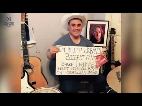 Idaho Falls radio station helps fulfill lifelong dream of Keith Urban fan
