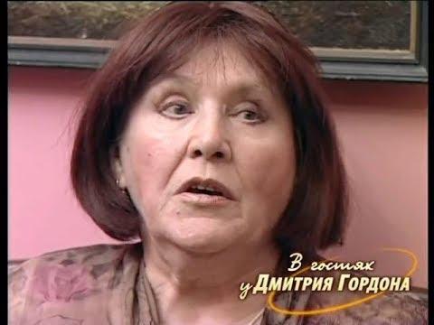 Мордюкова: Я Тихонову ни разу не изменила, хотя он мне вот так опостылел