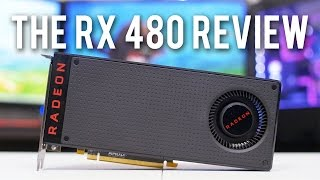 amd rx 480 benchmarks and review
