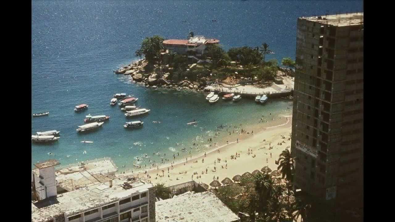 DJGlezz  Acapulco imagenes de los 40s a los 80s  YouTube