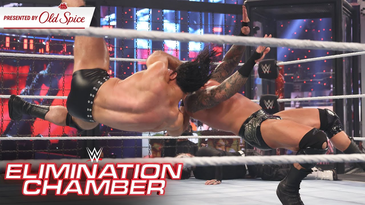 Download WWE Elimination Chamber 2021 highlights (WWE Network Exclusive)