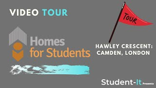 Hawley Crescent - Student Accommodation in London
