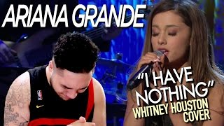 Ariana Grande - I Have Nothing (Live at the White House 2014) REACTION!!!