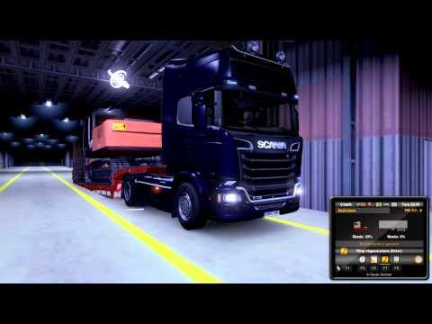 ETS2 Promod scandinavia expansion Turku port bug