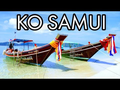 Ko Samui, Thailand | Beautiful Beaches & Tasty Thai Food