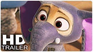 ZOOMANIA Alle Trailer + Clips German Deutsch | Filme 2016