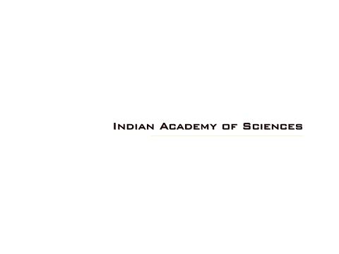 Indian Academy of Sciences Live Stream