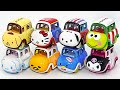 Kitty Sanrio Dream Tomica Let's go to Tayo Namsan Road with friends ~!   PinkyPopTOY