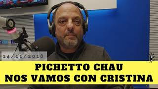 Baby Etchecopar - Pichetto Chau Nos Vamos Con Cristina