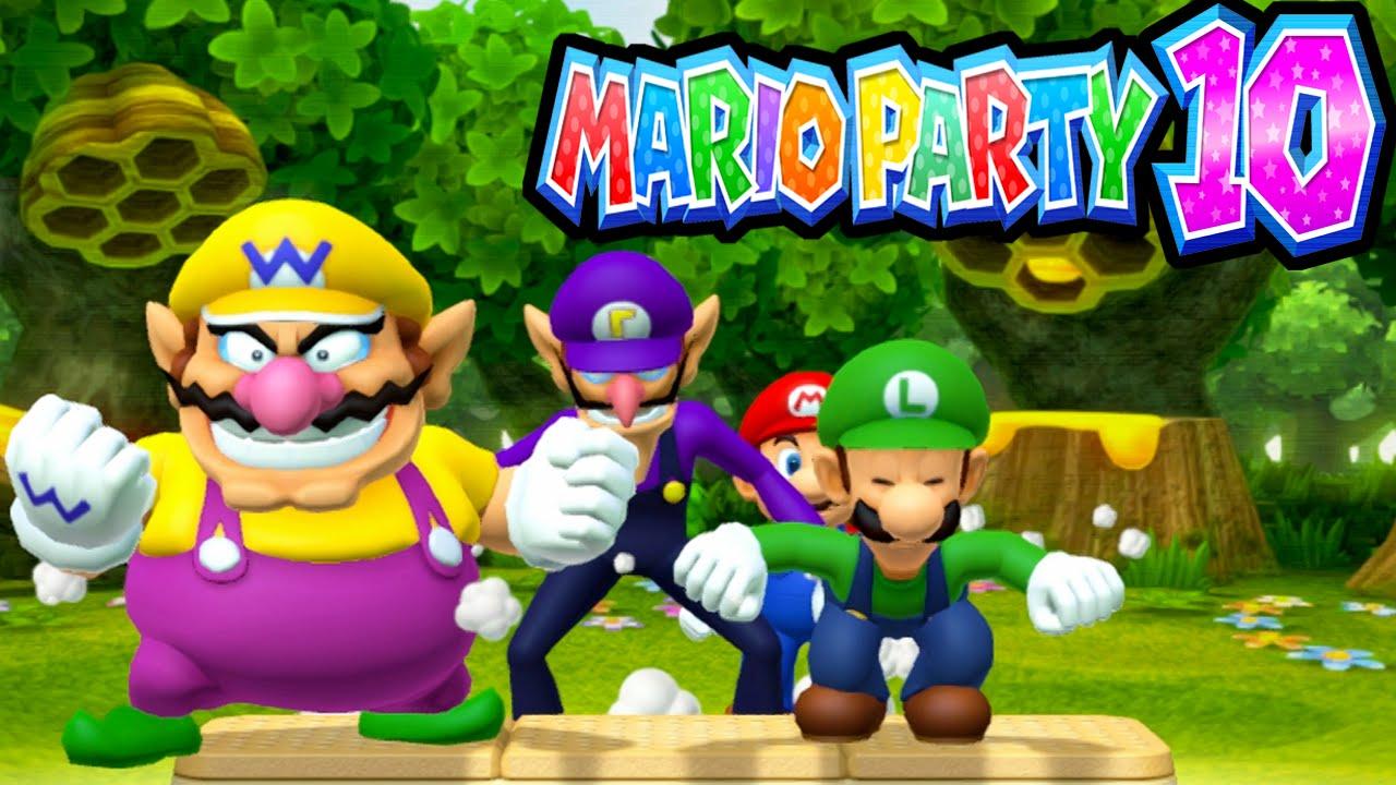 Mario Plush Party Island Tour Part