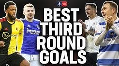 Best Third Round Goals | Jones, Knockaert, Chalobah, Arter, Vassell | Emirates FA Cup 19/20