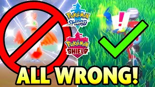 We were WRONG ab๐ut SHINY HUNTING in Pokemon Sword and Shield...