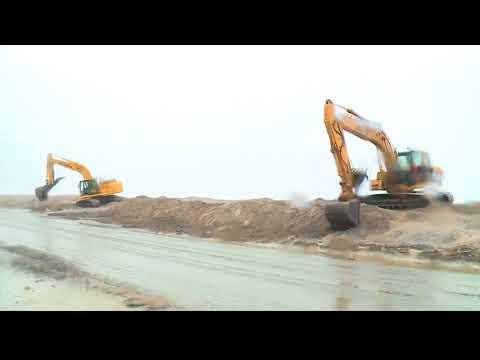 Beach erosion concerns due to Hurricane Jose