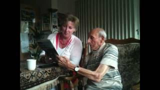 Opa de Vos ruim 100 jaar!!