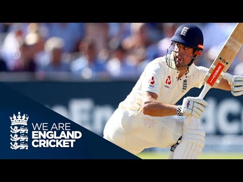 Ali And Cook Strengthen England's Hold - Highlights - England V South Africa 1st Test Day 3 2017