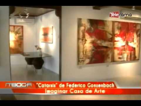 Catarsis de Federico Gonzenbach Imaginar Casa de Arte