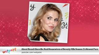Brandi Glanville: All About the New Face on The Real Housewives of Beverly Hills Season 2