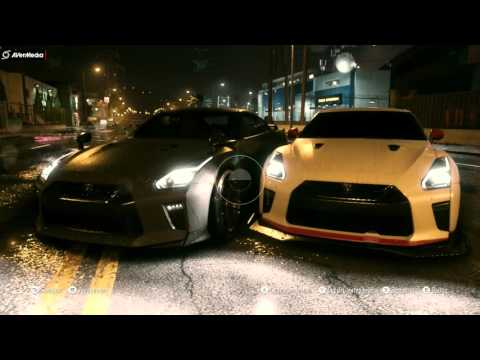 Need For Speed 2015 - Nissan GT-R Premium 2017