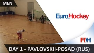EuroHockey Indoor Club Champions Trophy - Pavlovskii Posad (RUS) Day 1(, 2016-02-13T03:23:53.000Z)