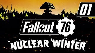 ATOMOWY BATTLE ROYALE || Fallout 76: Nuclear Winter [#1]