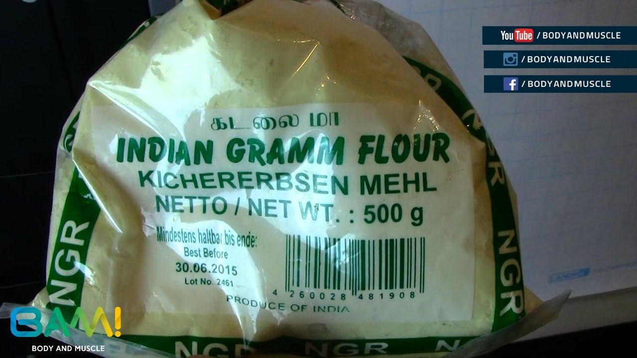 Ersatz Weizenmehl