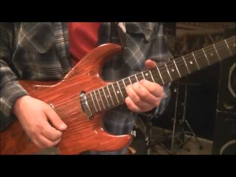 David Gilmour - Barn Jam 121(part 2)- CVT Guitar Lesson by ...