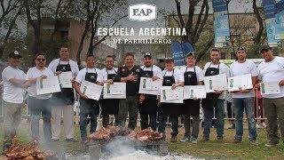 Campeonato Federal del Asado - Clases a 11 alumnos | ESCUELA ARGENTINA DE PARRILLEROS