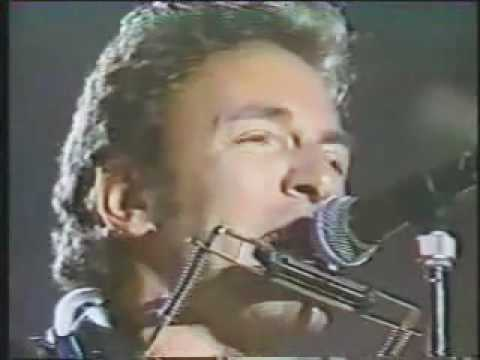 The promised land bruce springsteen clarence clemons
