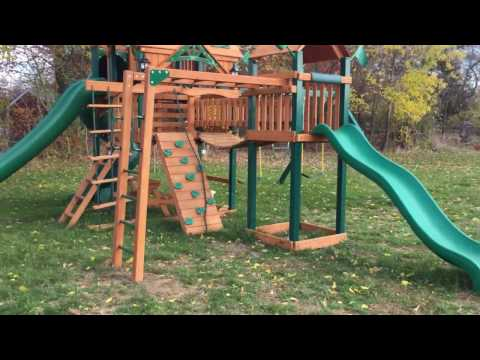 Gorilla Playsets Monkey Bar Add On Review