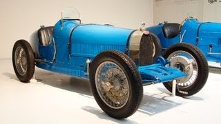 The Biggest Car Museum in the World - The Schlumpf Collection