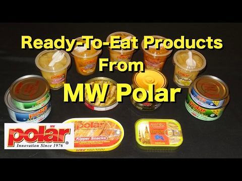 Ready-To-Eat Products From The MW Polar Company