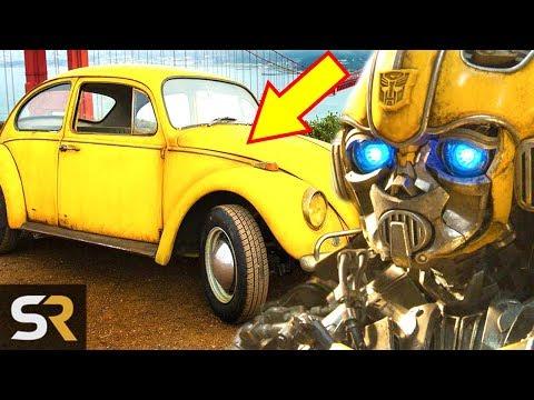 Bumblebee: 10 Hidden Details Only True Transformers Fans Noticed