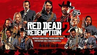Red Dead Redemption 2 - American Venom (John Vs Micah's Gang) Ending Mission Battle Music Theme 2